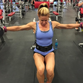 Seated Lateral Raises